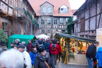 Advent in Quedlinburg